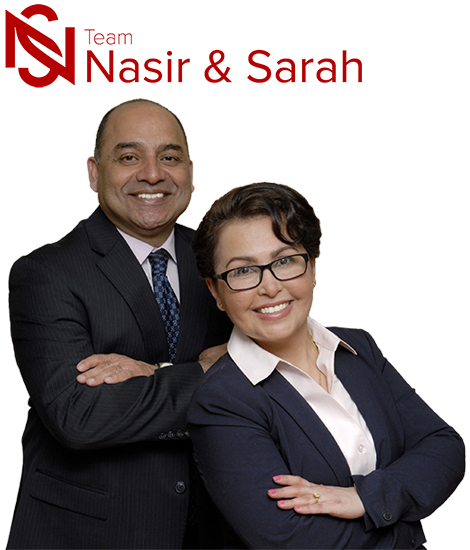 Nasir Rizvi & Sarah Fasihiani